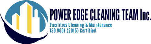 Power Edge Cleaning Team Logo
